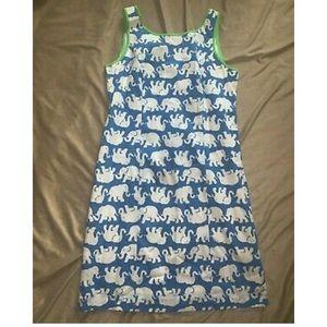 Lily Pulitzer Blue shift dress
